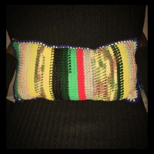 Designed by Nonna Handmade Accent Pillow